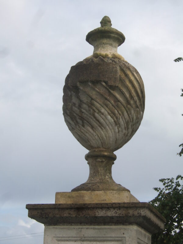 Pope's Urn at Simonstown Simonstown Architectural & Garden Ornaments agents for Chilstone