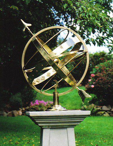 Ecliptic Armillary Sphere