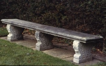 Italian Straight Bench, Simonstown Architectural & Garden Ornaments
