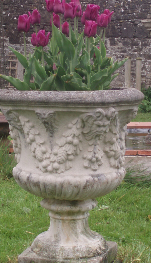 Middleton Urn, Simonstown Architectural & Garden Ornaments agents for Chilstone