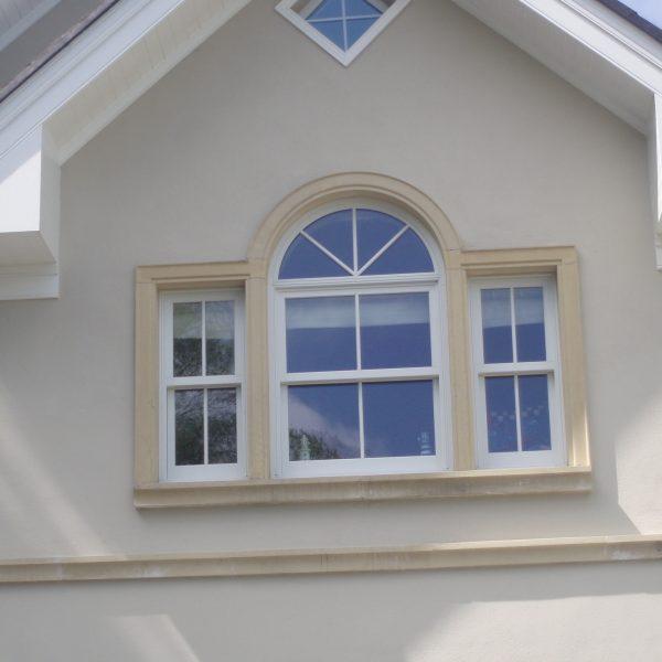 Venetian window surround in Wicklow, Simonstown Architectural & garden Ornaments Window and Door surrounds