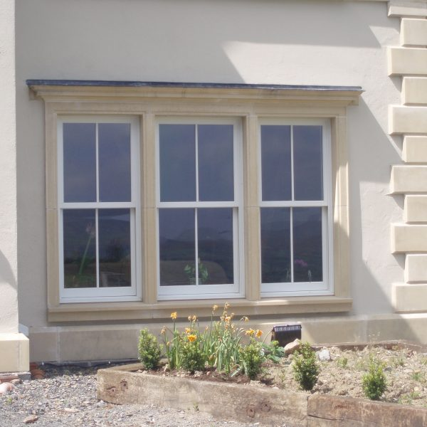Mullioned Window, Window and Door surrounds