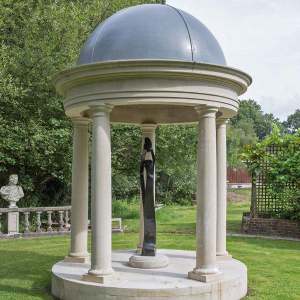 Doric columns for a 5 column temple