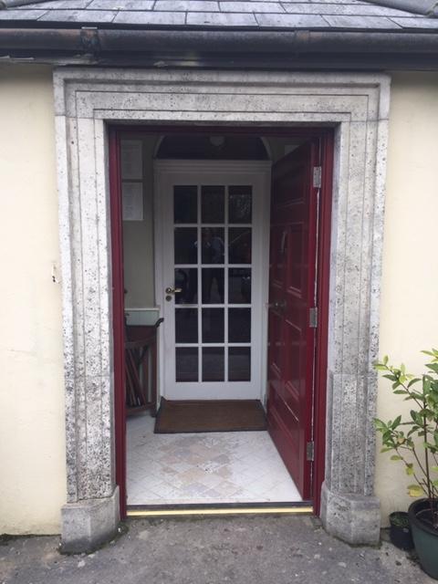 Door surround in Westmeath