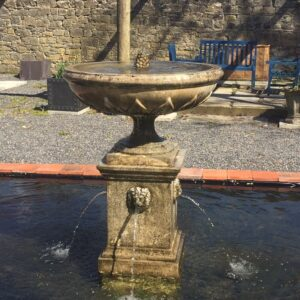 Fountains/Water Features