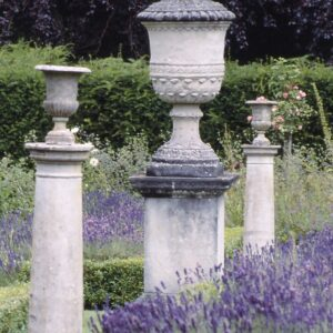 Stone Garden Urns and Planters