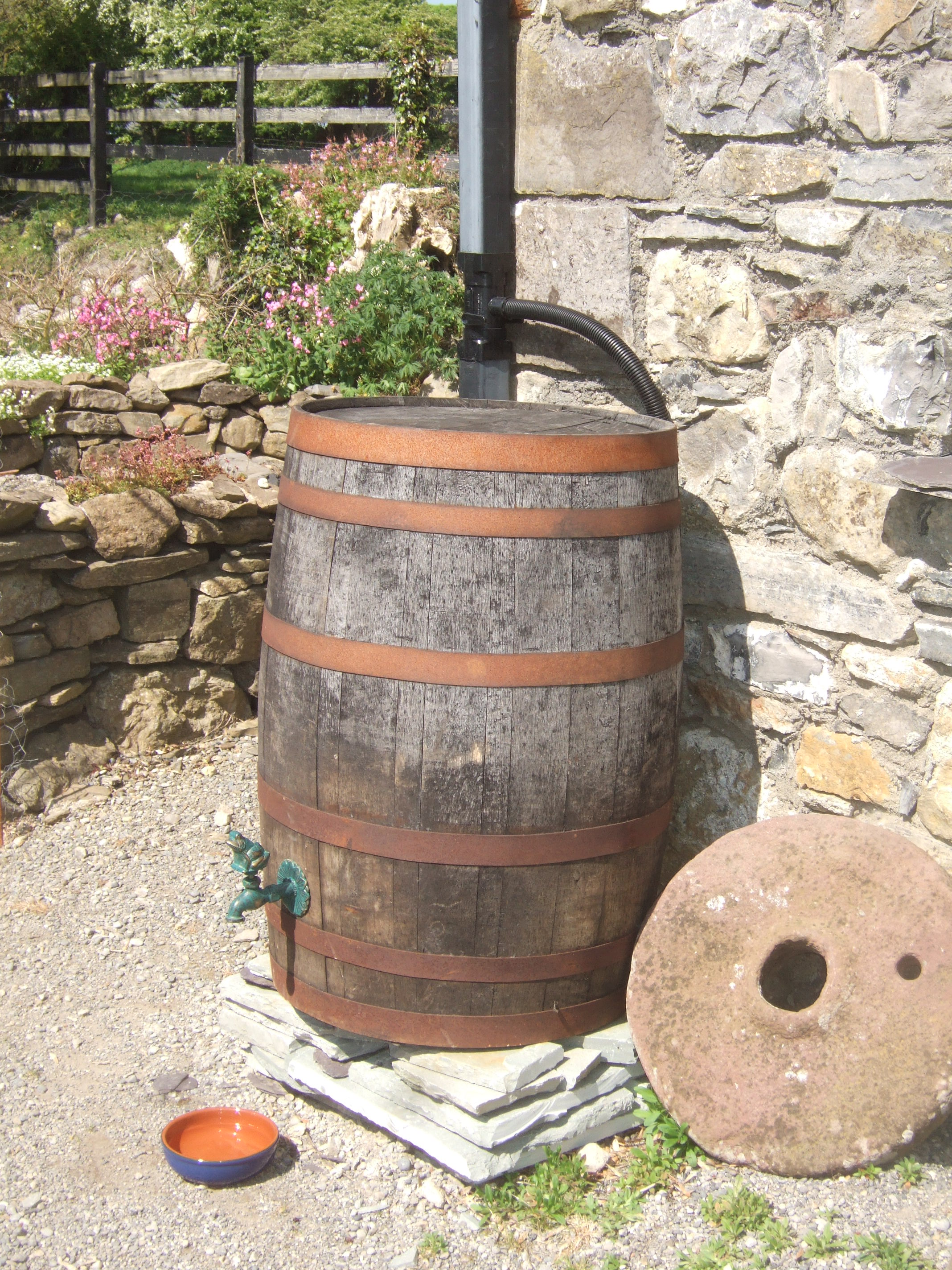 Water Butts Taps And Rain Savers Simonstown Architectural