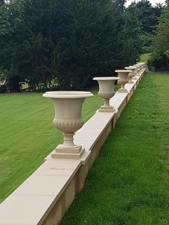 Repetition of Nuneham Urns