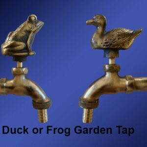 duck or frog tap