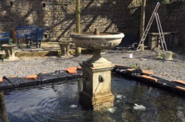 Time to Spring Clean your Kew Fountain