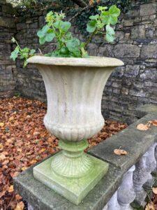 Roman Fluted Urn
